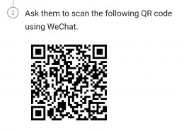 Can you help me with verification my wechat? It's very important for me 🙏